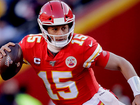 Watch: Mahomes' spectacular performance in AFC championship win over Titans   Baldy's Breakdowns