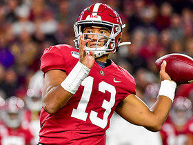 Watch: Schrager on Jeremiah's mock draft: Tua at No. 5 is 'fascinating'