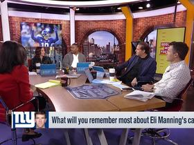 Watch: 'GMFB' breaks down the most memorable moments of Eli Manning's career
