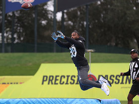 Watch: Landry's diving catch wins 'Best Hands' for AFC | Pro Bowl Skills Showdown