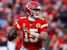 Watch: Patrick Mahomes longest passes | 2019 season