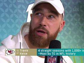Watch: Kelce raves about Kittle: 'There's nothing that you dislike about that guy's game'