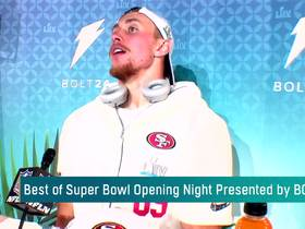 Watch: Kittle jokes about Jimmy G's worst trait: 'Worst texter of all time'