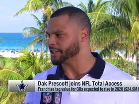 Watch: Dak Prescott explains why 'guys are gonna follow' Mike McCarthy