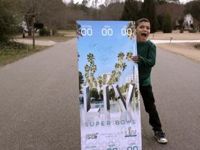Watch: Carson Wentz surprises fan and his family with Super Bowl tickets