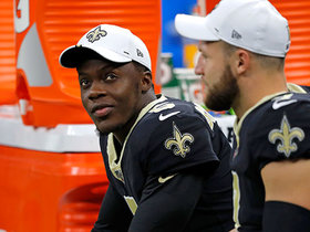 Watch: Pelissero: How Brees' likely return to Saints affects Bridgewater, Hill