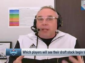 Watch: Zierlein: Three under-the-radar players who could shine at '20 combine