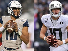 Watch: Daniel Jeremiah predicts which QBs will be drafted in the first round