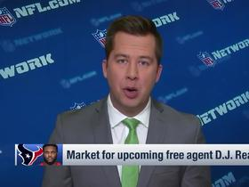Watch: James Palmer details Texans' outlook on 2020 free agency