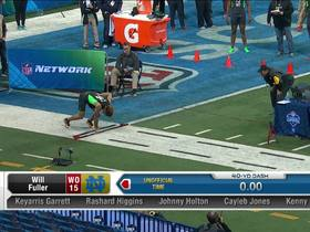 Watch: NFL Throwback: Fastest and slowest 40s of the 2010s