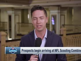 Watch: Pelissero: Chase Young 'not intending' to take part in combine drills