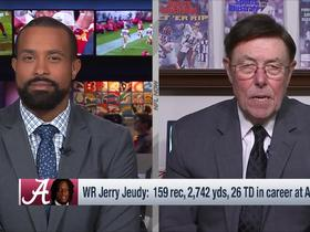 Watch: Casserly: Jerry Jeudy 'looks faster' than Julio Jones