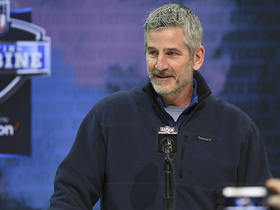 Watch: Frank Reich explains what he looks forward to at the combine