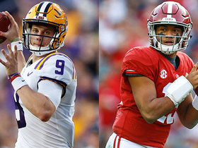 Watch: Burrow vs. Tua: Casserly reveals which QB teams favor entering combine