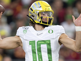 Watch: Charley Casserly: How Justin Herbert is similar to Josh Allen