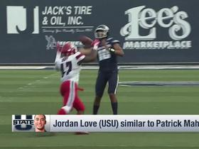 Watch: Charley Casserly: How Jordan Love compares to Patrick Mahomes