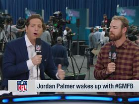 Watch: Jordan Palmer comments on Joe Burrow possibly playing for Bengals