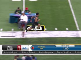 Watch: Harrison Bryant runs unofficial 4.74 second 40-yard dash at 2020 combine