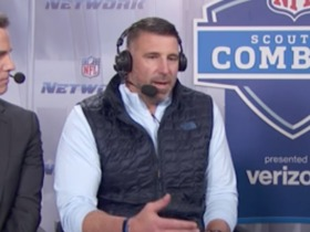 Watch: Vrabel discusses how Titans use combine for 2020 season