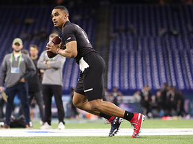 Watch: Jalen Hurts' 2020 NFL Scouting Combine workout