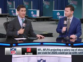Watch: Ian Rapoport breaks down latest salary cap updates