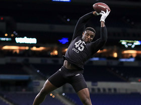 Watch: Jalen Reagor's 2020 NFL Scouting Combine workout