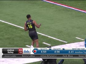 Watch: Mike Mayock details which 40-yard dash times impress him more