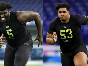 Watch: Best of offensive line | 2020 NFL Scouting Combine