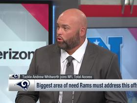 Watch: Andrew Whitworth lays out blueprint for Rams' 2020 offseason