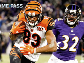 Watch: Full NFL Game: Bengals vs. Ravens - Week 17, 2017 | NFL Game Pass
