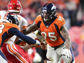 Watch: Derek Wolfe highlights | 2019 season