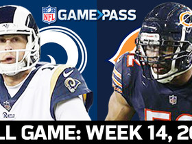 Watch: Full NFL Game: Rams vs. Bears - Week 14, 2018 | NFL Game Pass