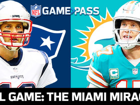 Watch: Full NFL Game: Patriots vs. Dolphins - Week 14, 2018 | NFL Game Pass