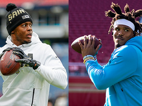 Watch: Is Teddy Bridgewater an upgrade over Cam Newton for Panthers?