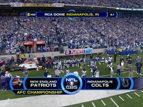 Watch: Full NFL Game: 2006 AFC Championship Game - Patriots vs. Colts | NFL Game Pass