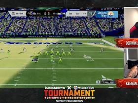 Watch: The Checkdown x Madden NFL 20: Derwin James vs. Keenan Allen