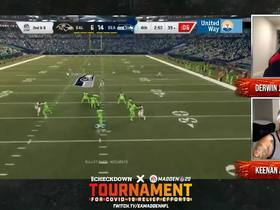 Watch: The Checkdown X Madden NFL 20: Top 10 plays