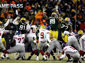 Watch: Full NFL Game: 2007 NFC Championship Game - Giants vs. Packers | NFL Game Pass