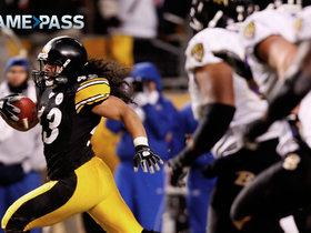 Watch: Full NFL Game: 2008 AFC Championship Game - Ravens vs. Steelers | NFL Game Pass