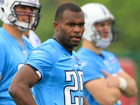 Watch: Giardi: How Myron Rolle is on 'front line' of COVID-19 relief