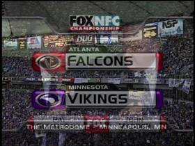 Watch: Full NFL Game: 1998 NFC Championship Game - Falcons vs. Vikings | NFL Game Pass