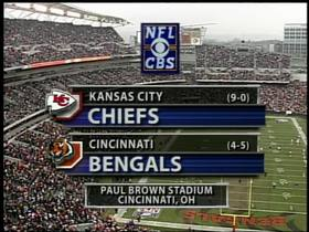 Watch: Full NFL Game: Chiefs vs. Bengals - Week 11, 2013   NFL Game Pass