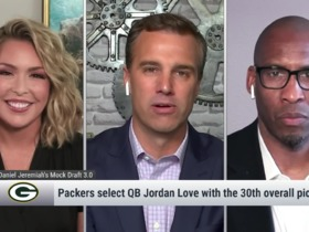Watch: D.J.: History could repeat itself with Packers, QB in 2020 draft