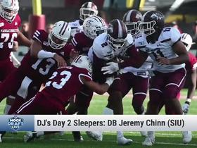 Watch: D.J., Bucky highlight three sleepers who could be picked on Day 2
