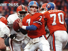 Watch: Full NFL Game: 1986 AFC Championship Game - Broncos vs. Browns | NFL Game Pass