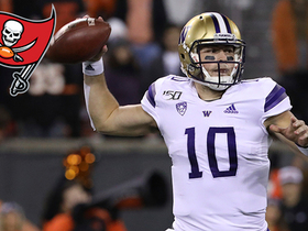 Watch: Jeremiah: Jacob Eason is top QB fit for Buccaneers in 2020 draft