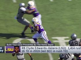 Watch: Jeremiah believes Clyde Edwards-Helaire gets elevated to early-second round of draft