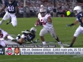 Watch: Bucky Brooks: J.K. Dobbins has all traits of 'workhorse RB'