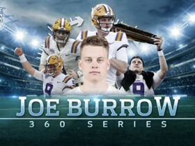 Watch: Move the Sticks 360: A deep look at Joe Burrow