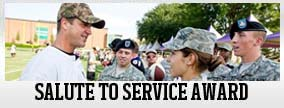 Salute to Service Award